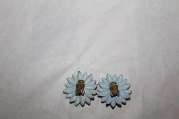 Clips floare bleu anii '50