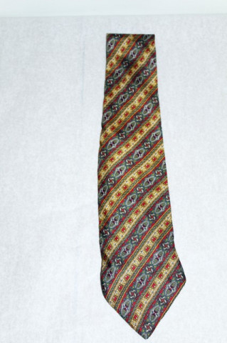 """Cravata vintage """"Luigi Panza"""" anii '70"""