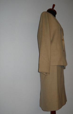 Deux pieces stil colonial repro anii '70