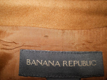 "Jacheta maro ""Banana Republic"" anii '90"