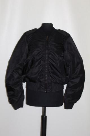 Jachetă neagră bomber Levi's