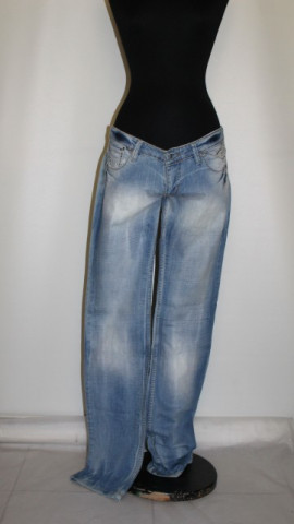"Jeans aspect uzat ""genie Denim"""