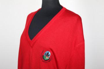 Pulover bărbătesc Golf Fashion anii 80