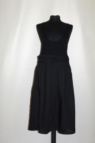 Rochie neagră United Colors of Benetton