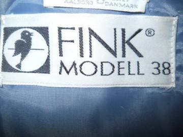 """Rochie retro carouri """"Fink Modell"""" anii '80"""