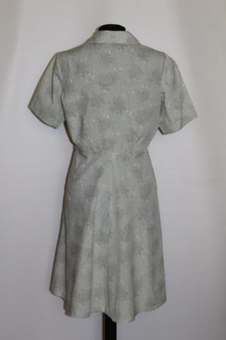 Rochie verde apa anii '50