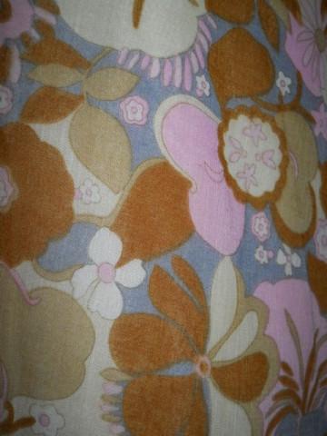 Rochie vintage din muselina anii '50