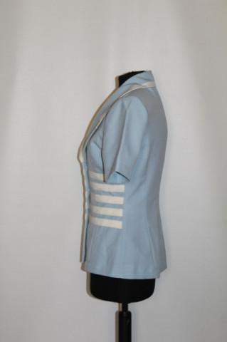 Taior bleu dungi anii '80