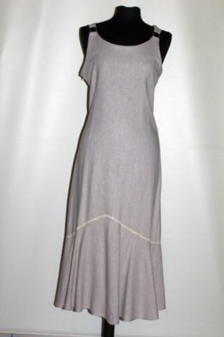 Rochie din in repro anii 70