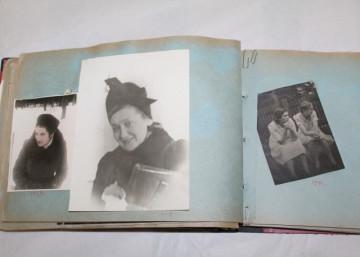 Album fotografic din 1949-1959