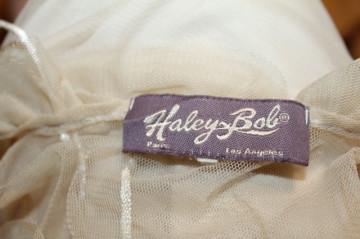 """Bluza de ocazie """"Haley Bob"""" anii '90"""