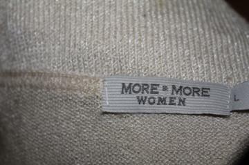 Bluza din tricot brodat anii '80