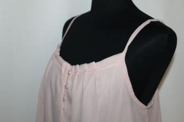 """Bluza roz """"Sisters Point"""" anii '90"""