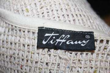 "Bluza ""Tiffany"" anii '90"
