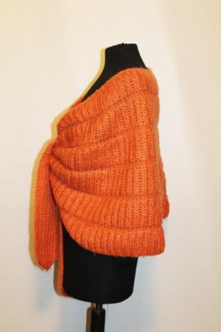 Capa vintage portocalie anii '60