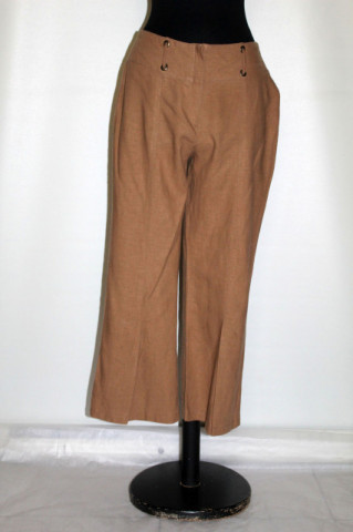 Pantaloni capri Jaqueline Riu anii 80 - 90