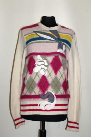 Pulover retro Bugs Bunny anii '80