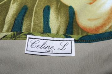 "Rochie retro 'Celine. L"" anii '90"
