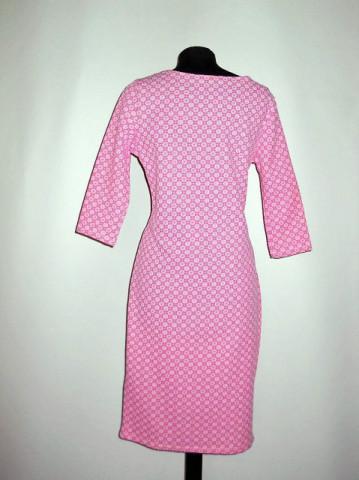 Rohie roz floricele repro anii '60