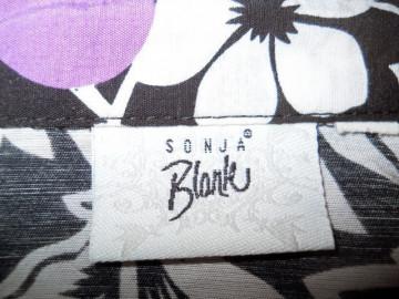 """Twin set """"Sonja Blanck"""" anii '80"""