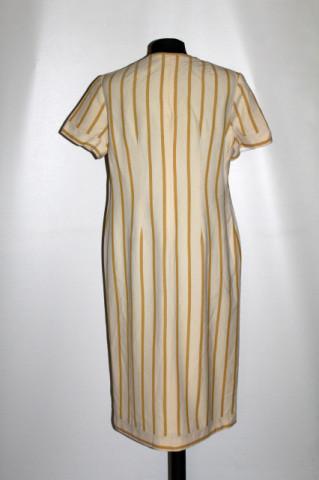 Rochie dungi muștar anii 50-60