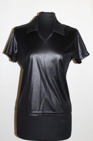 Bluza aspect metalizat anii '90