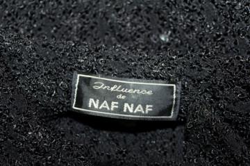 """Bluza din dantela """"Naf Naf"""" anii '90"""
