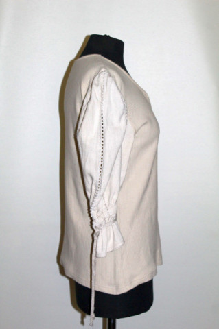 Bluză stil tirolez Landhaus anii 80-90