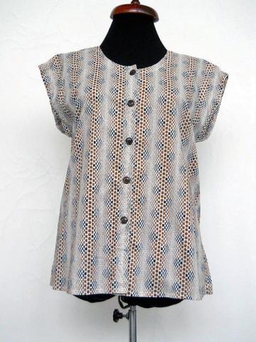 Bluza vintage picatele anii '50