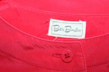 Cămașă fucsia Betty Barclay anii 80