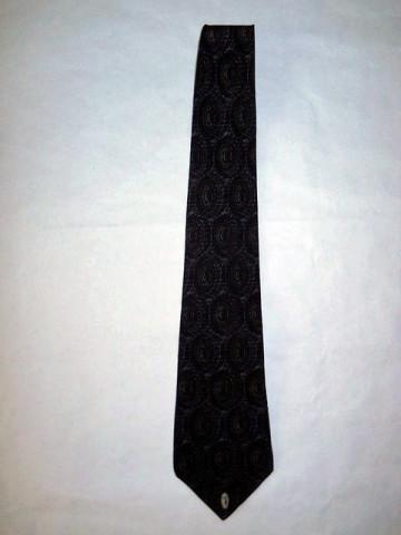 """Cravata """"Trussardi"""" anii '80"""