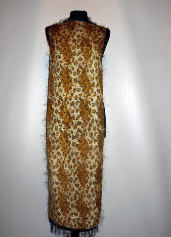 Fular animal print anii '80