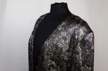 Jacheta de ocazie din brocart anii '80