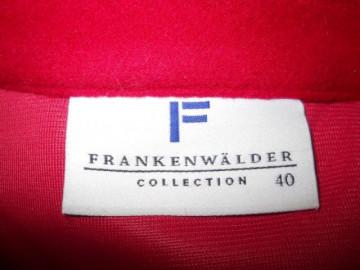 """Jacheta retro rosie """"Frankenwalder"""" anii '90"""