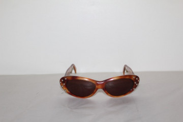 Ochelari de soare Claude Montana cat's eye anii 90