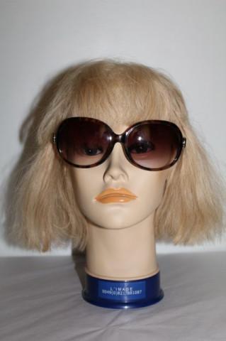 Ochelari de soare jungle print repro anii '70