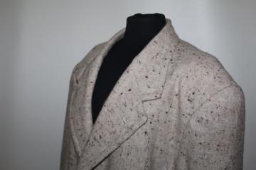 Palton bărbătesc Especially Made for M.R. Kennedy anii 60