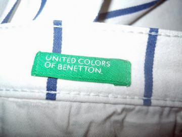 Pantaloni Benetton anii '90