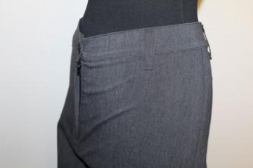 Pantaloni tigareta gri anii '90