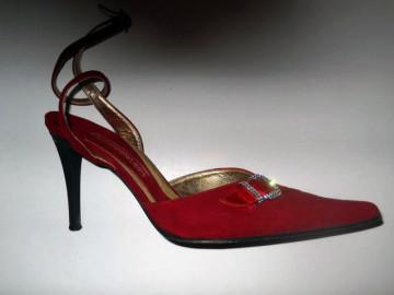 """Pantofi de ocazie """"Nazzareno Ripa"""" anii '90"""