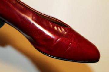"Pantofi retro ""Elizabeth"" anii '80"