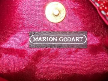 "Poseta din margele ""Marion Godart"""
