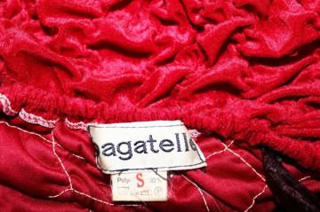 "Rochie retro de ocazie ""Bagatelle"" anii '80"