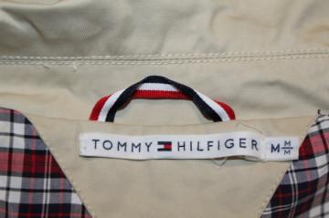 "Trench ""Tommy Hilfiger"" anii '90"