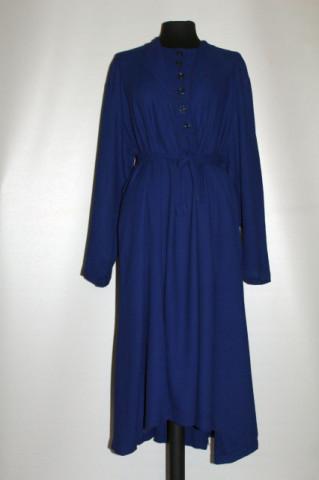 Rochie vintage bleumarin anii '30