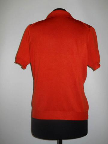 Bluza caramizie anii '60