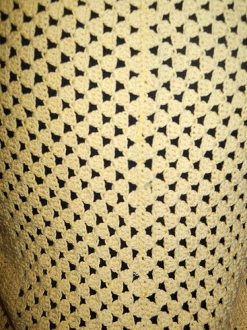 Bluza vintage tricotata anii '50