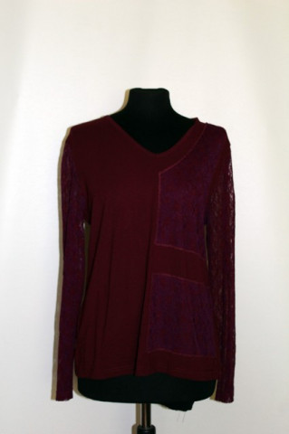 "Bluza violet ""Betty Barclay"""