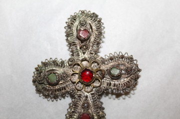 Brosa - cruce traditionala albaneza perioada victoriana cca. 1860-1880