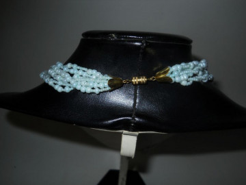Colier bleu anii '30